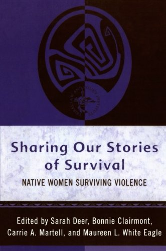 Sharing Our Stories of Survival: Native Women Surviving Violence (Tribal Legal Studies)