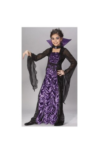 [Countess of Darkness Costume - Child - Large (12-14] (Countess Of Darkness Child Halloween Costume)
