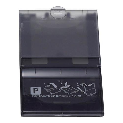 Canon 4x6'' PCP-CP400 Postcard Size Paper Cassette for SELPHY CP900/CP910 Dye Sub Printers