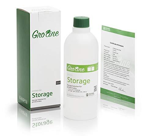 GroLine Electrode Storage Solution (500 mL) by Groline