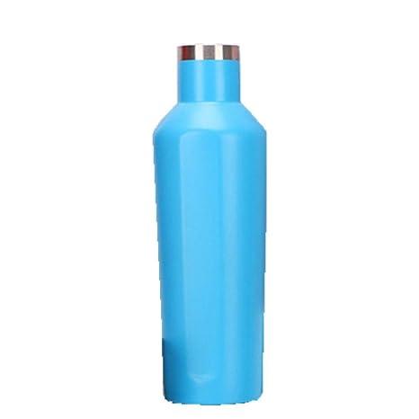 NYCROSSER Frasco vacío Acero Inoxidable Botella de Agua Libre de ...