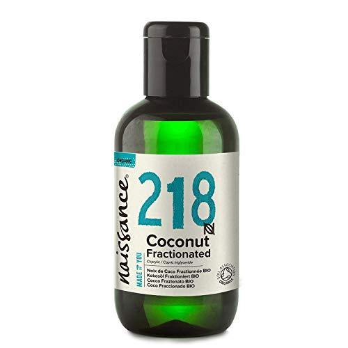 Naissance Kokosöl, fraktioniert 100ml BIO zertifiziert 100% rein