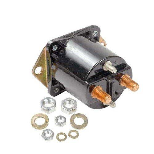 NEW 12 VOLT SOLENOID FITS CLUB CAR PRECEDENT GOLF CART GAS ENGINE SBC4201B 24021 -  RAREELECTRICAL, 15-307