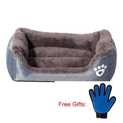 XXXLCooks grigio Pet Dog Warming Dog House Soft Material Pet Nest Dog Fall e Winter caldo Nest Kennels for Cat Puppy G s Army Green XXXL