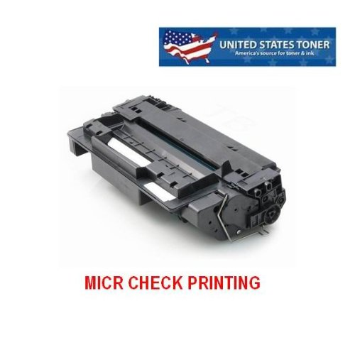 Micr Compatible Hp Q7551a Toner Cartridge for Hp Laserjet M3027 Mfp, Hp Laserjet M3027x Mfp, Hp Laserjet M3035 Mfp, Hp Laserjet M3035xs Mfp, Hp Laserjet P3005, Hp Laserjet P3005d, Hp Laserjet P3005dn, Hp Laserjet P3005n, Hp Laserjet P3005x - United States Toner brand, STMC Certified by United States Toner - M3035xs Mfp Printer