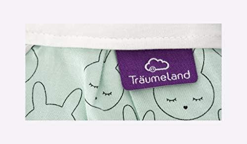 Träumeland S0102353 LIEBMICH Gigoteuse 3 pièces 56/62 Multicolore