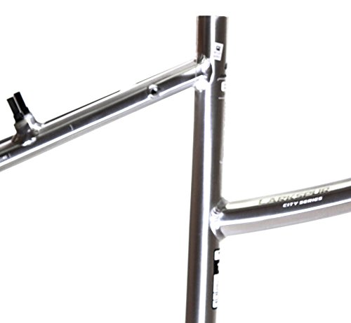15'' MARIN LARKSPUR 700C Women's Hybrid City Bike Frame Silver Aluminum NOS NEW by Marin (Image #4)
