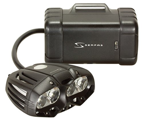 Serfas True 2500 Lumen USB Headlight