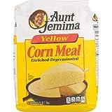 Yellow Corn Meal 80 oz. Bag - 8 Pack