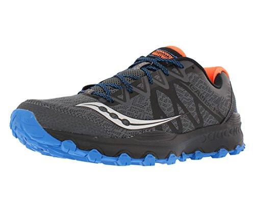 Running Black Shoes Citron Saucony Men's Grey Size Trinity 6B5wxqFP