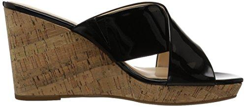 Simpson Sandal Women's Wedge Seena Black Jessica dpIxqZdw