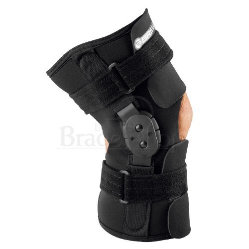 Breg ShortRunner Knee Brace (Medium - Neoprene - Sleeve - Closed Back) by Breg (Image #1)