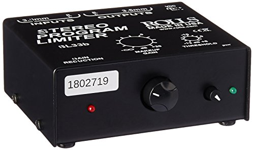 (rolls Stereo Program Limiter (SL33B))