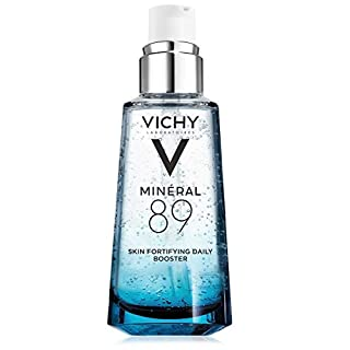 Vichy Minéral 89 Daily Skin Booster Serum and Moisturizer, 1.69 Fl Oz
