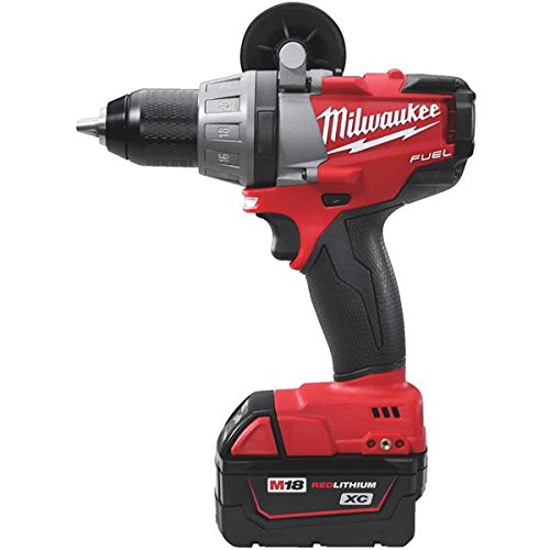 M18 Fuel Brushless 1/2-Inch Drill/Driver 18v 4.0aH ()