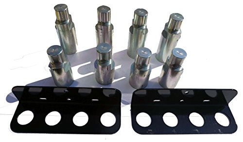 (Rotary Lift T100271 Adapter Extension Set For Newer Lifts With Trio Arms 1 1/2