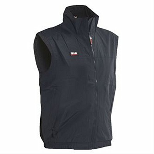 Summer sailing vest(Navy, 2XL) by Slam