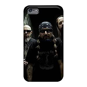 Shock Absorption Cell-phone Hard Covers For Apple Iphone 6s Plus With Custom Beautiful Dream Theater Band Skin CalvinDoucet