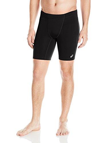 ASICS Enduro Short, Black/Black, Large