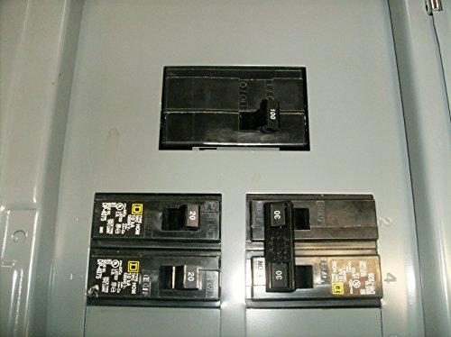 SD-100A Square D Generator Interlock Kit QO & Homeline Indoor or outdoor 100 or 125 amp panels by Geninterlock.com (Image #1)
