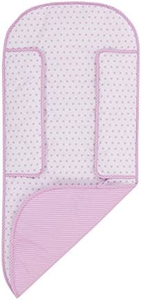 Opinión sobre Bolín Bolón 1207140013200 - Colchoneta para silla de paseo, 80 x 35 cm, color rosa