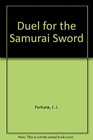 book cover of Duel for the Samurai Sword