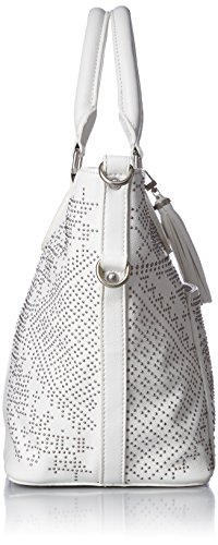 florida bandouliere Blanc blanc crux Femme DESIGUAL sac a 6IBpvq
