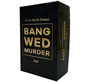 Bang Wed Murder: A F$% Kill Marry Spin-off Adult Party Game