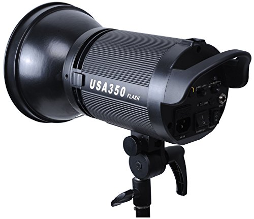 Amazon.com : Bowens Mount Compact Photo Studio Flash Light Strobe Monolight with 180mm Reflector - 300W / 2 Seconds Recycling / Stepless Adjusted : Camera & ...