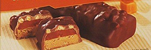 - 7 Gluten Free Caramel Nut Protein Bar, 1.405oz net wet.280g