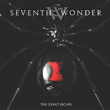 seventh wonder the great escape cd