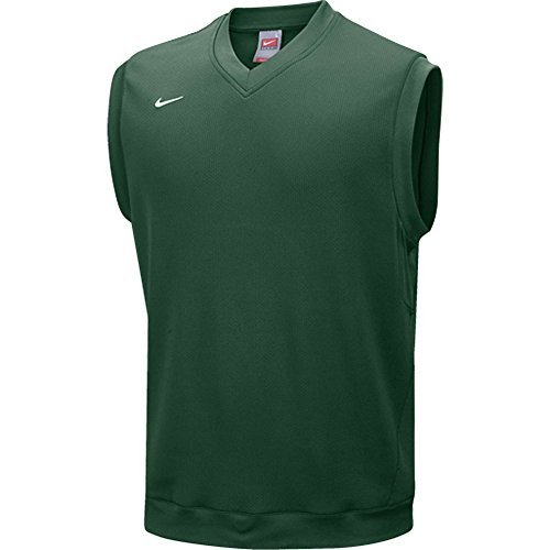 Nike Men's Sideline Coaches Vest (Small, Green)