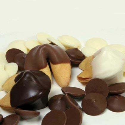 500 Chocolate Dipped Custom Fortune Cookies - Use Your Own Messages! by fortunecookieplanet (Image #3)