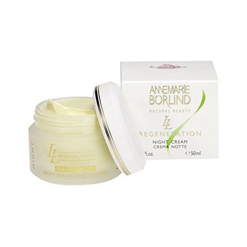 LL Regeneration Night Cream by Anne Marie Borlind - 1.7 oz Borlind of Germany BOR-00600