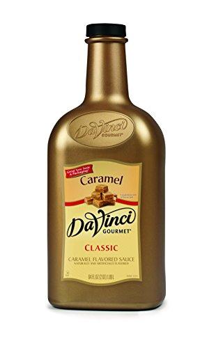 DaVinci Gourmet Sauce, Caramel, 64 Ounce