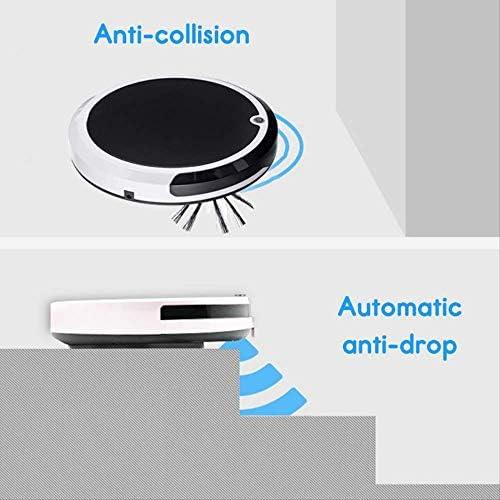 Rechargeable Auto Cleaning Robot Smart Sweeping Robot Dirt Dust Hair Nettoyeur Automatique Pour Aspirateur Électrique