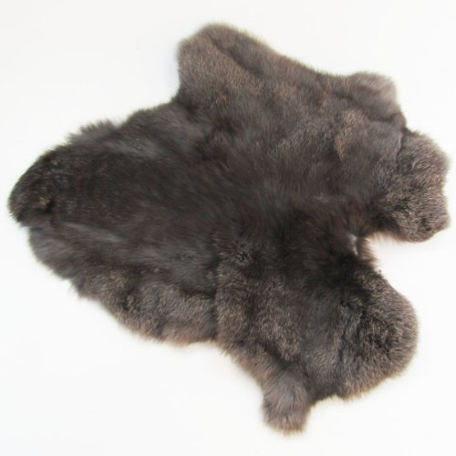 IIV Authentic Large Soft Genuine Rabbit Skin Fur Pelt for sale  Delivered anywhere in USA