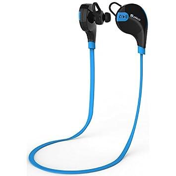 Auriculares inalámbricos, auriculares Bluetooth, valkit Top mejor auriculares reducción de ruido y micrófono con