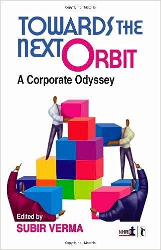 Read Towards the Next Orbit: Corporate Odyssey PDF, azw (Kindle)