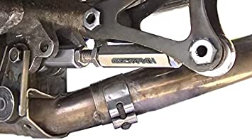 T6 Billet Steel Fits 2009-2014 Yamaha YZF-R1 Rear 0-4 Lowering Link Silver Black Path 0-5 Lowering Kickstand Kit R1 Motorcycle Adjustable Drop Links /& Kick Stand