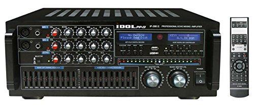 IDOLpro IP-388 II 1400W Professional Karaoke Mixing -