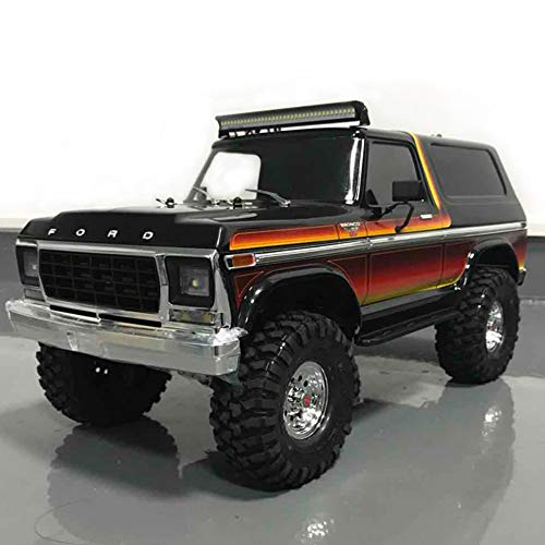 Kasien-110-Crawler-Accessory-Roof-LED-Lamp-Bar-For-Traxxas-TRX-4-SCX10-Crawlers