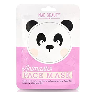 Mascarilla Facial - Animasks - Panda - Mad Beauty