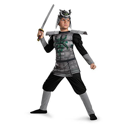 Samurai Muscle Costume, Large (10-12)