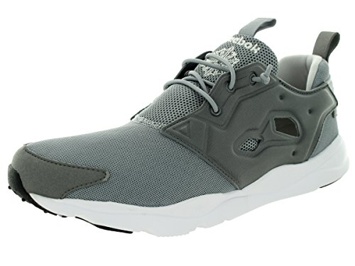 clearance extremely Reebok Men's Furylite GW Fashion Sneaker Flat Grey/Medium Grey clearance wiki JGmegOdICV