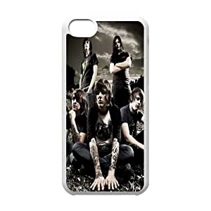 Diy Bring Me The Horizon Cell Phone Case, DIY Durable Cover Case for iPhone 5C Bring Me The Horizon