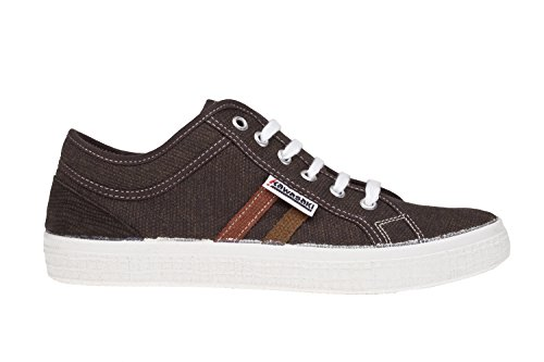 Kawasaki Country Washed, Zapatillas Unisex Adulto Marrón (Brown / Beige / Br)