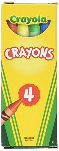 Crayola Crayons boxes case pack