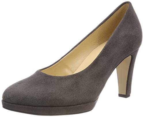 Tacco grey 49 Scarpe Donna con Grigio Dark Fashion Gabor wZq7at8