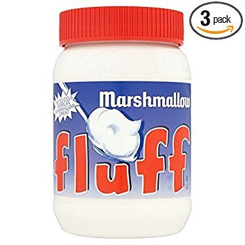 Fluff Marshmallow Spread, Pack of 3 (Peanut Butter Fudge Made With Marshmallow Creme)